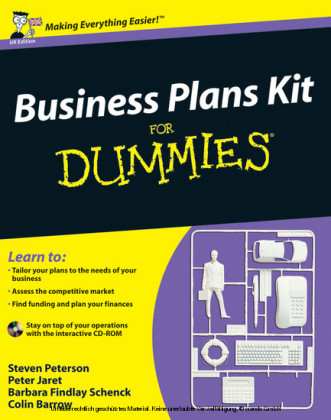 Business Plans Kit For Dummies,
