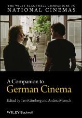 A Companion to German Cinema