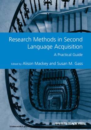 Research Methods in Second Language Acquisition