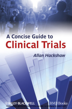 A Concise Guide to Clinical Trials