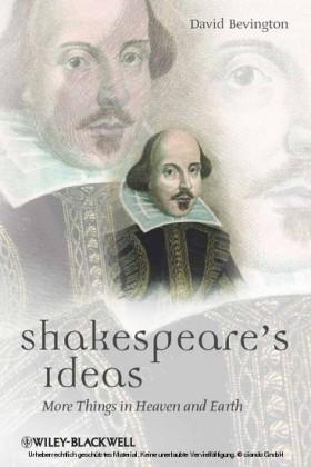 Shakespeare's Ideas