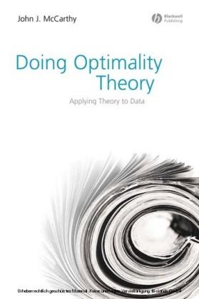 Doing Optimality Theory