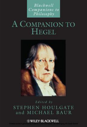 A Companion to Hegel