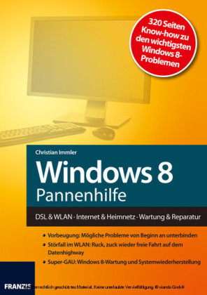Windows 8 Pannenhilfe