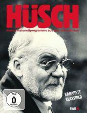 Hanns Dieter Hüsch - sieben Kabarettprogramme aus drei Jahrzehnten - Neuauflage 2013, 3 DVDs Cover