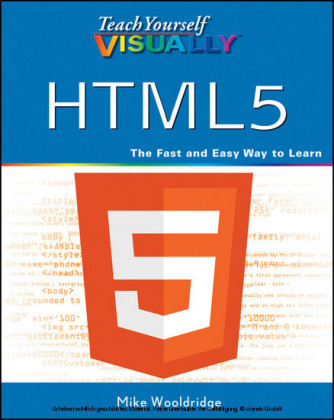 Teach Yourself VISUALLY HTML5,