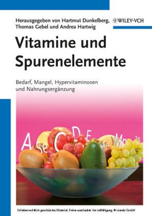 Vitamine und Spurenelemente