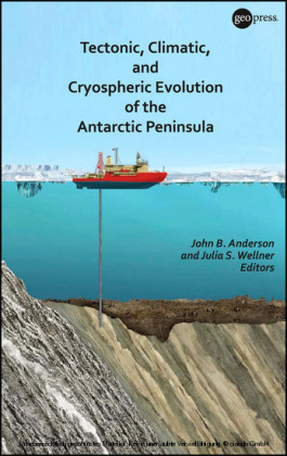 Tectonic, Climatic, and Cryospheric Evolution of the Antarctic Peninsula