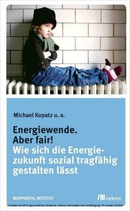 Energiewende. Aber fair!