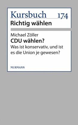 CDU wählen?