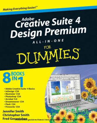 Adobe Creative Suite 4 Design Premium All-in-One For Dummies,