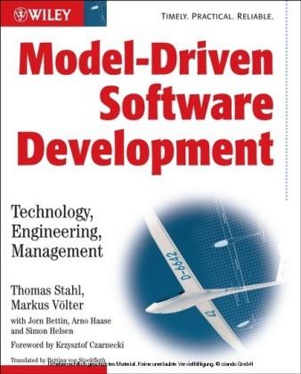 Model-Driven Software Development,