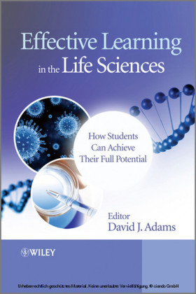 Effective Learning in the Life Sciences