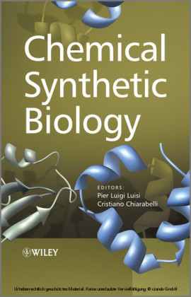 Chemical Synthetic Biology
