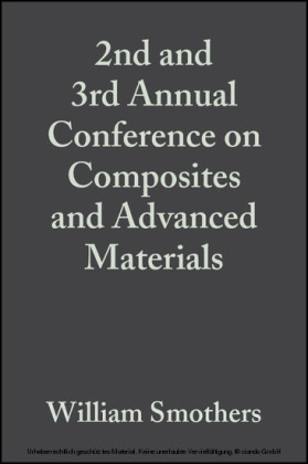 2nd and 3rd Annual Conference on Composites and Advanced Materials