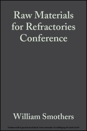 Raw Materials for Refractories Conference