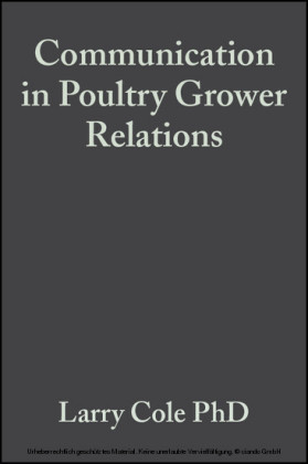 Communication in Poultry Grower Relations