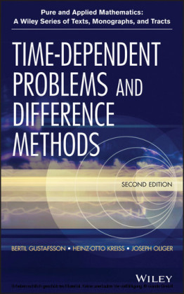 Time Dependent Problems and Difference Methods