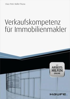 Verkaufskompetenz für Immobilienmakler -mit Arbeitshilfen online-