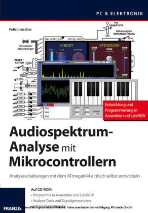 Audiospektrum-Analyse mit Mikrocontrollern