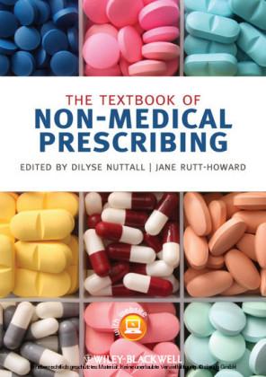 The Textbook of Non-Medical Prescribing