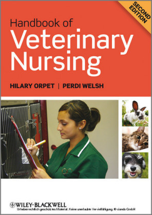 Handbook of Veterinary Nursing