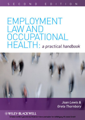 Employment Law and Occupational Health