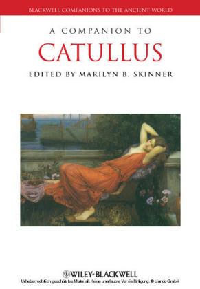 A Companion to Catullus