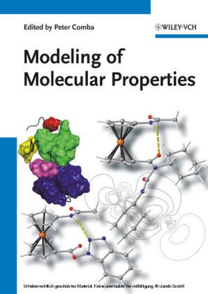 Modeling of Molecular Properties