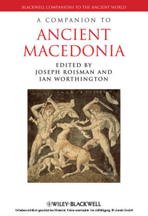 A Companion to Ancient Macedonia