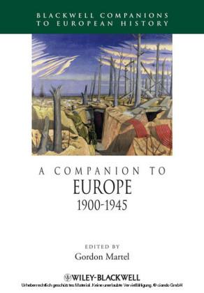 A Companion to Europe 1900-1945