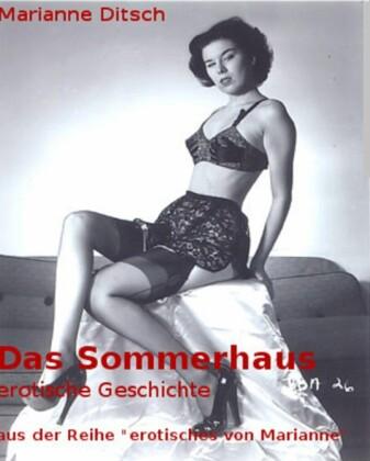 Das Sommerhaus - erotische Geschichte