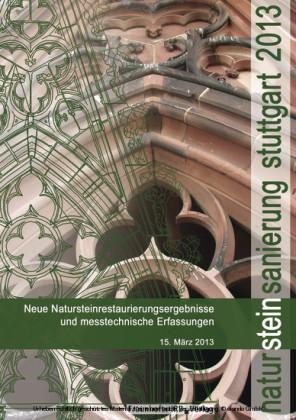 Natursteinsanierung Stuttgart 2013.