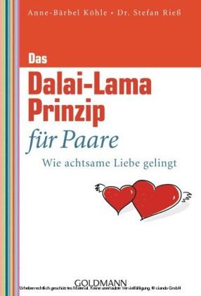 Das Dalai-Lama-Prinzip für Paare