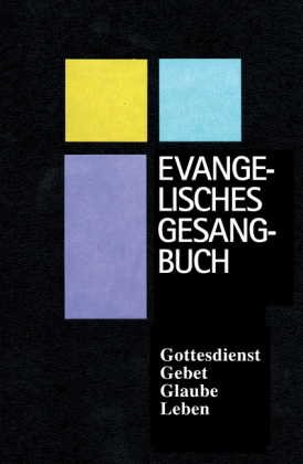 Evangelisches Gesangbuch für Bayern und Thüringen, für Kirchengemeinden, Crylux