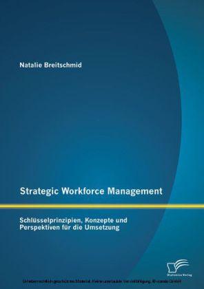 Strategic Workforce Management: Schlüsselprinzipien, Konzepte und Perspektiven für die Umsetzung