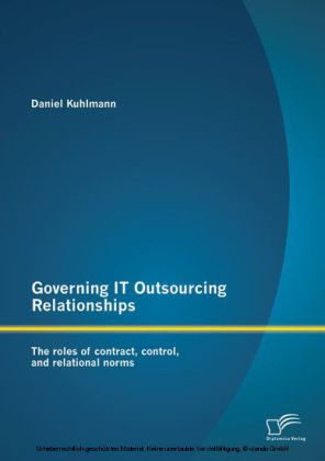 Governing IT Outsourcing Relationships: The roles of contract, control, and relational norms