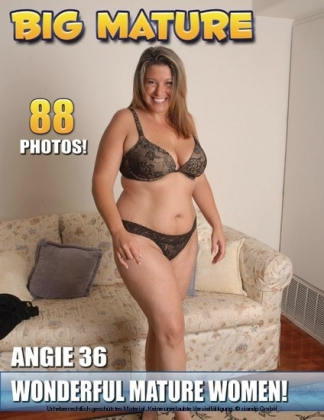 Big Mature Women 14 Angie