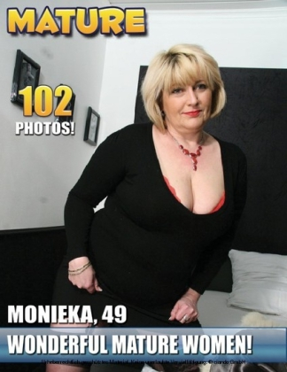 Mature Women 03 Monieka & Friends