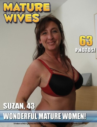 Mature Women 10 Suzan