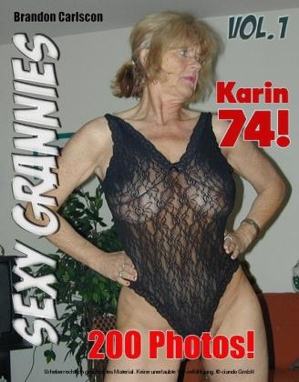 Sexy Grannies Karin