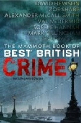 Mammoth Book of Best British Crime 9