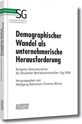 Demographischer Wandel als unternehmerische Herausforderung
