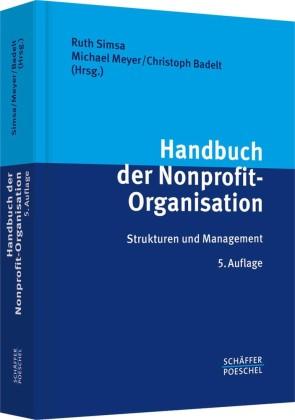 Handbuch der Nonprofit-Organisation