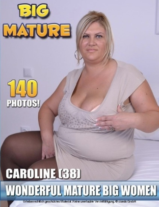 Big Mature Women 17 Caroline