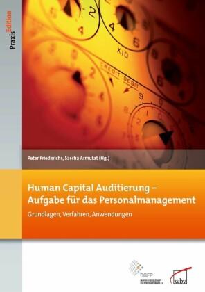 Human Capital Auditierung - Aufgabe für das Personalmanagement