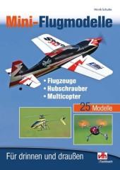 Mini-Flugmodelle Cover