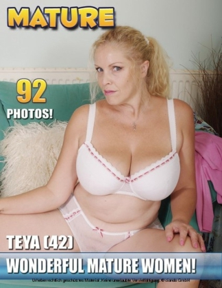 Mature Women 30 Teya