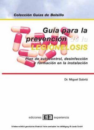 Guía para la prevención de la legionelosis
