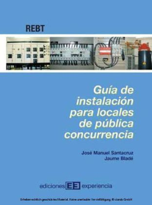 Guía de instalación para locales de pública concurrencia